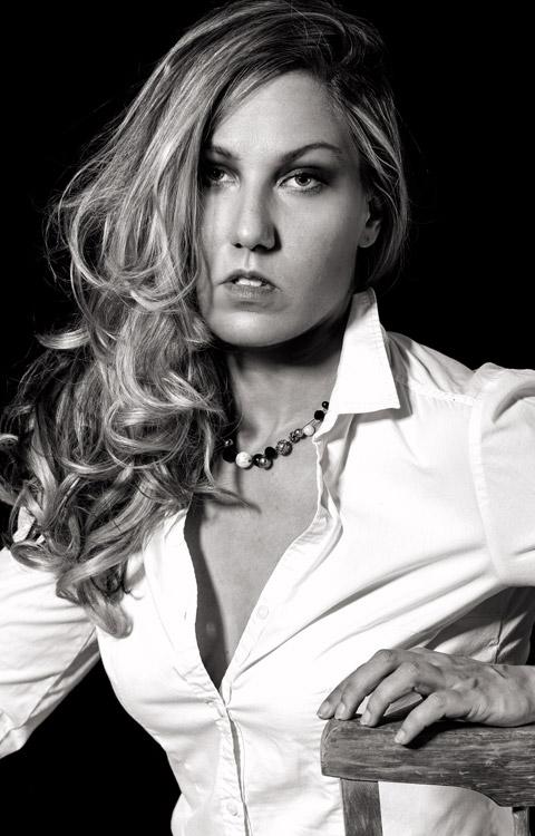 Fashion Portrait Simone